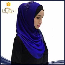 wholesale islamic style hot arab hijab many color in stock