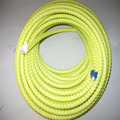 Hydraulic hose, high pressure injection hose, hydraulic hose assembly