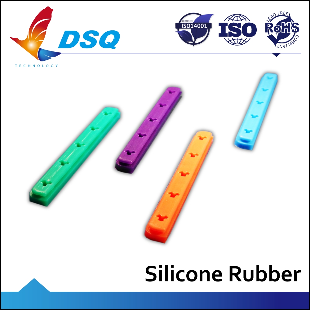 Slicone Casting Rubber Parts Product