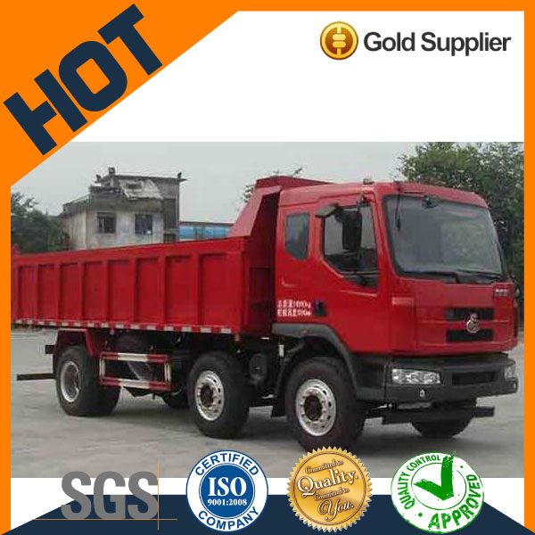 cheap chenglong 6*4 chinese brand 20cubic dump truck for sale