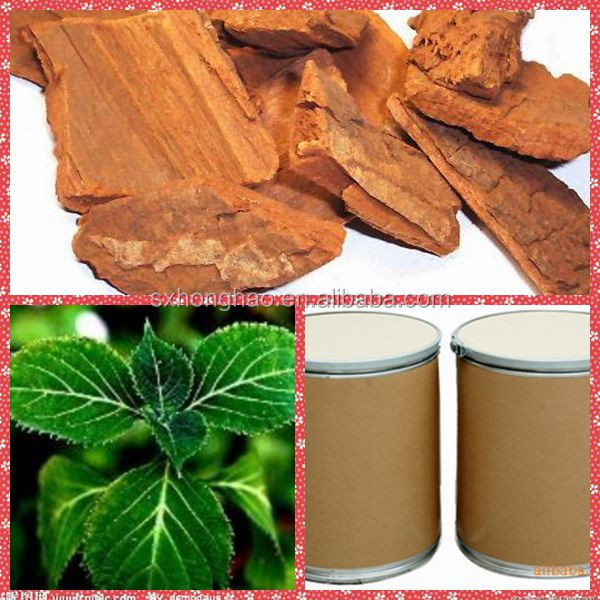 pharmaceutical grade 100% natural yohimbe 8% yohimbe bark extract