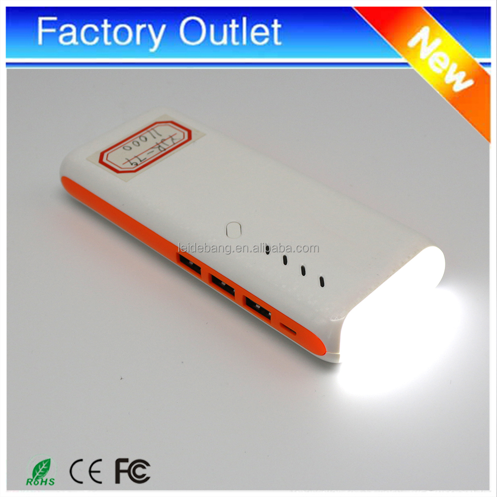 Gadgets 2017 innovative usb battery charger led lamp power bank 11000mah in shenzhen