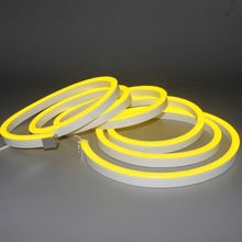 IP68 Waterproof Indoor&amp;Outdoor DC24V <strong>RGB</strong> Color Changing led neon rope light dimmable led rope light