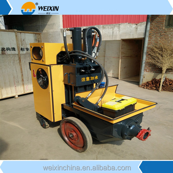 China Factory Mini Concrete Mixer Pump for sale