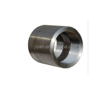1.4305/AISI 303 Round coupler nut Brass coupling nut M2-M20