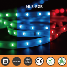 MIT Programmable SMD2835 24V rgb led strip for ceiling lights