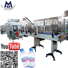 MIC-24-24-8 Micmachinery water bottling line