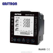 Smart X96 RS485/ Ethernet power meter with DI /DO electric power meter MID