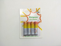 Made in Shenzhen AA and AAA size super energy rechargeable battery for