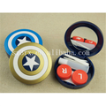 Well-design shield shape cosmetic contact lens with mirror/cheap wholesale fancy contact lens