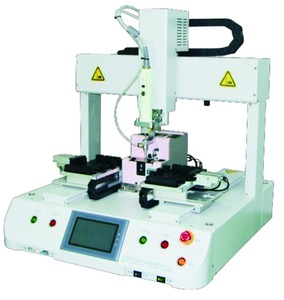 Professional manufacturer auto locking screw machine