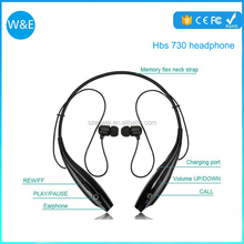 Hot sale cheap HBS 730 bluetooth stereo Sports Portable headset wireless neckband headphones