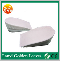lower price Comfortable EVA foam height increase insoles for shoes memory foam heel cushion