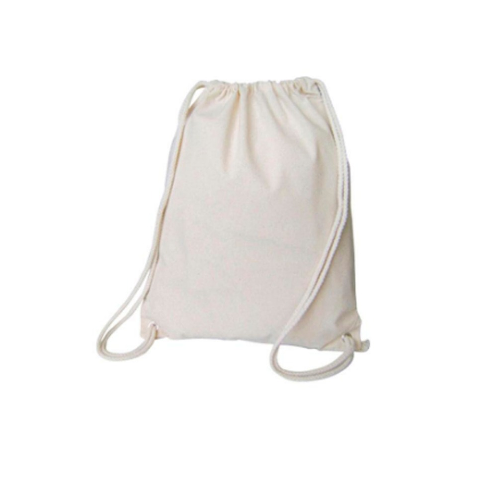 Factory Price Canvas Cotton Drawstring Shoe Bags Cloth Dust Bag, Dustbag