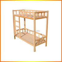fashionable bunk bed/solid wood kids bunk bed/bunk bed