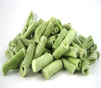 Wholesale healthy freeze dried green beans freeze dried vegetable