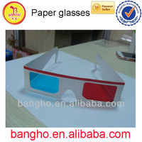 New design side by side 3d glasses