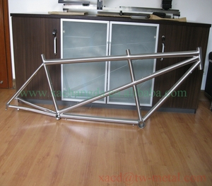 titanium tandem bike frame xacd made ti bikes customized titanium tandem bicycle frame