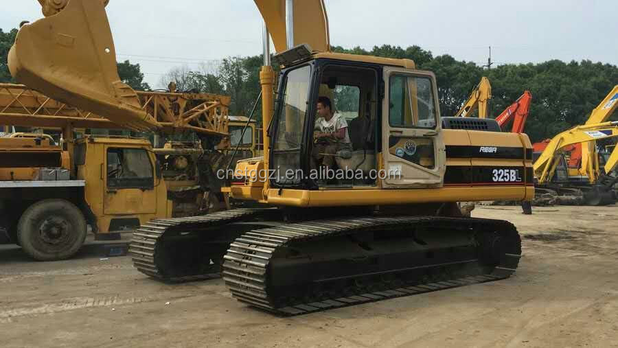 Used Japanese 325BL 329D Crawler Digger Excavator Digger,Hydraulic Digger From Japan