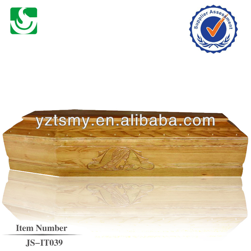 nice painting hot sale wooden carving coffin handle
