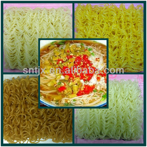 Hot Sale Instant Noodle Machine/Automatic Dried Instant Chowmein Noodle Making Machine