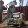 coconuts press machine
