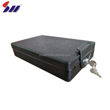 Portable Steel Protection Hidden Car Safe Lock Box