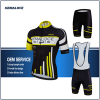 Pro Team Bike Clothes,Safety Wear For Cyclists,Anti-uv Cycling Tight Wear