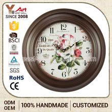 Good Quality Creative Items Antique Style Magnetic Description For A Wall Clock
