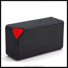 Chinese Hot New Products Rectangle Subwoofer Bluetooth Speaker Cube Portable Wireless Bluetooth Speaker With USB And Battery