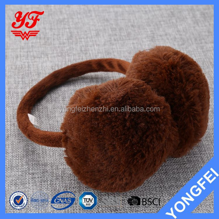 Factory Sale super quality cute ear muffs in many style