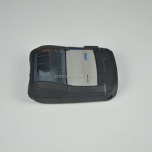 BTP-P35 mobile thermal printer applicating in deliveries and ticketing