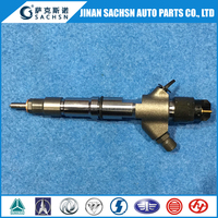 Fuel Injector truck engine spare Parts 0445120375 VG1034080002 Common Rail Injector