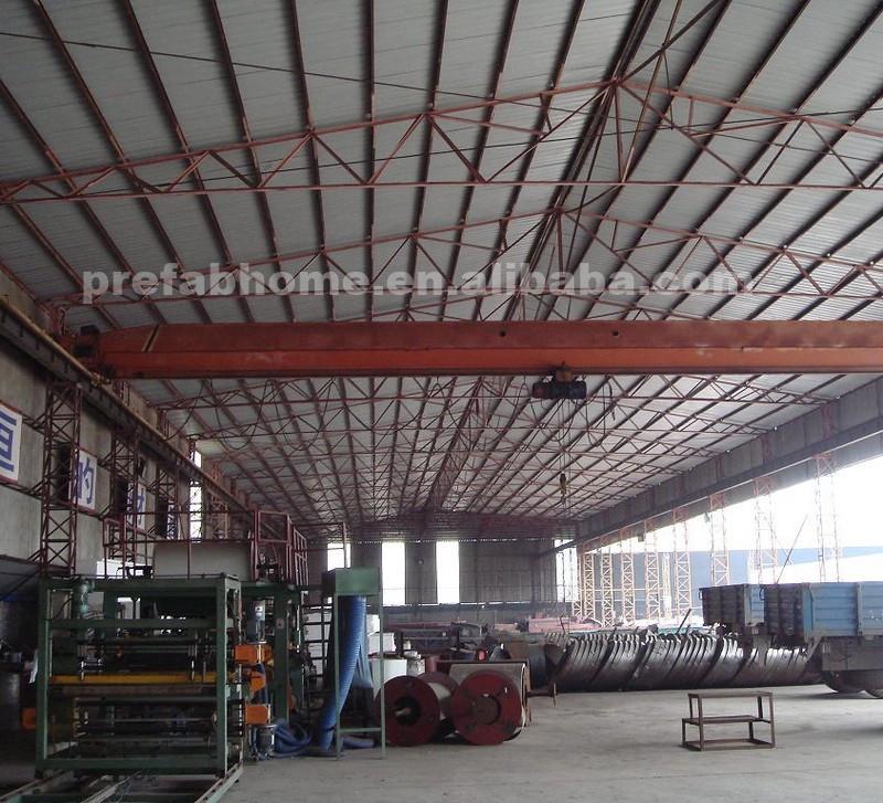 China supplier prefabricated steel structure workshop warehouse