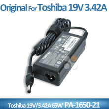 19V 3.42A 65W Laptop AC Adapter Charger For Toshiba L650 L655 L750 L755 Ac Power Charger 65W