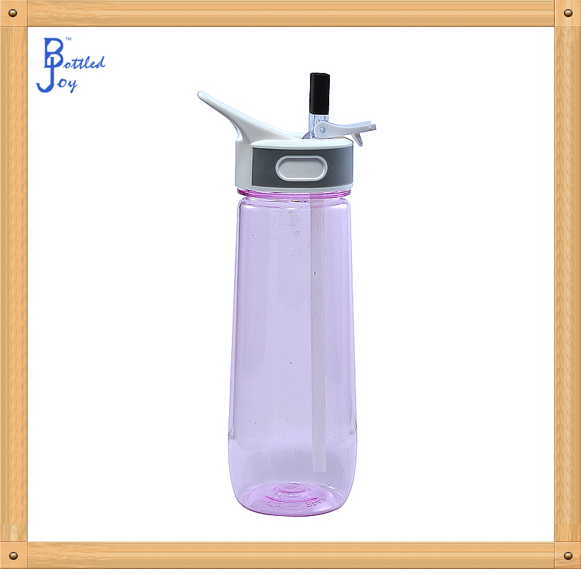 650ml Bottltedjoy clean adult baby bottle with smart cover and straw easy for drinking and carrying