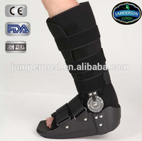 POST-OP surgical ROM hinged walker Fracture Boot /medical shoes WA-301