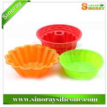 Hot sale food grade silicone cake mold