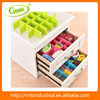 DollarStore buyable 6Pcs DIY Plastic Home Grid Drawer Divider
