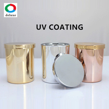 PP ABS plastic spray UV coating