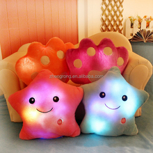 LED Customized Popular Cosy Inflatable Lumbar Support Cushion