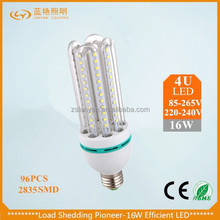 3U 16W LED lighting bulb for home/school/hotel/office/outdoor lighting with CE ROHS,LED light,E27 LED bulb