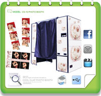 Popular Wedding Photo Booth With Video/Facebook/Bluetooh/Wifi/Email