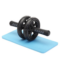 Ab Carver Fitness Exerciser / Ab Wheel Roller / Power Stretch Roller