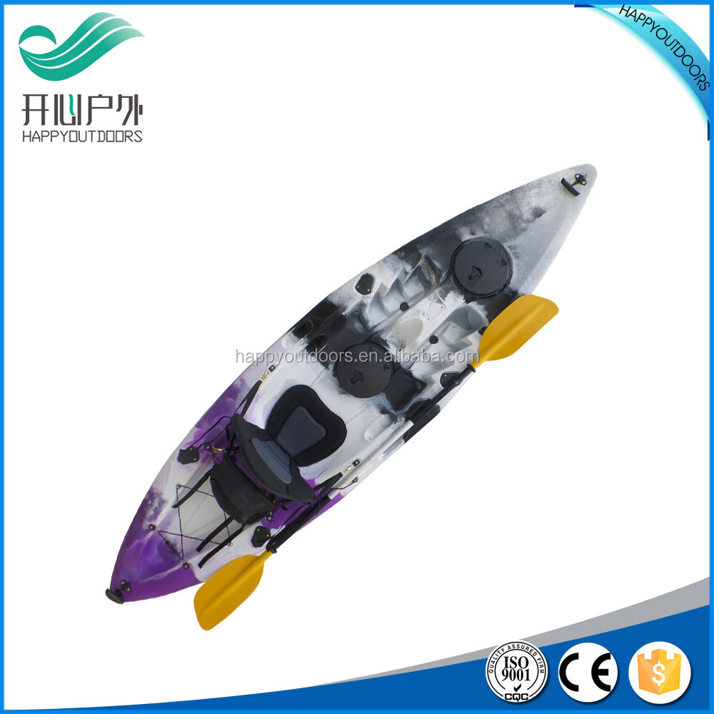 Latest produc plastic rowing boat
