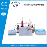 fully automatic karl fischer moisture volumetric analyzer