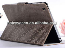 For ipad mini leather smart cover