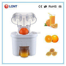 Electric mini orange juicer