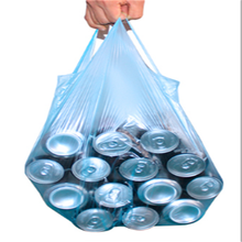 HDPE plastic bags 25kg with own logo
