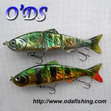 Hot new popular colors holographic fishing lures for sale doctor fish